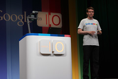 LEGO Mindstorms at Google I/O