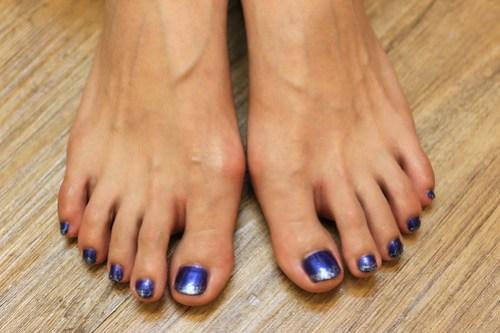 [Calgel] 夏天超夯的calgel光療腳指甲 3