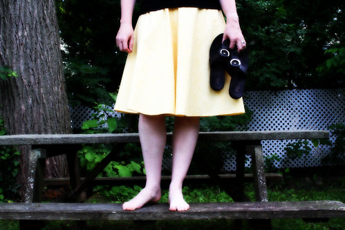 52.3 - Another Monday, another skirt