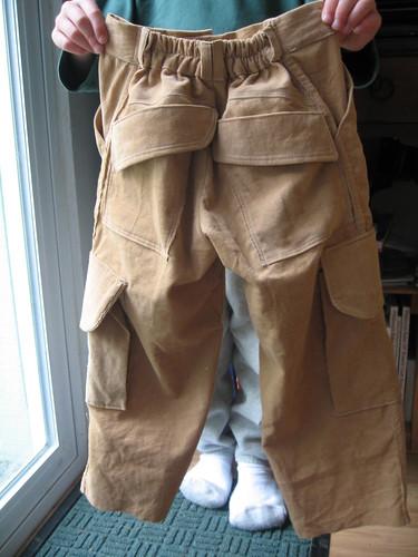 Cargo Pants, Otto 4/04