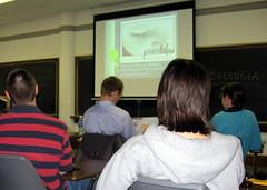 Catholic Social Teaching class