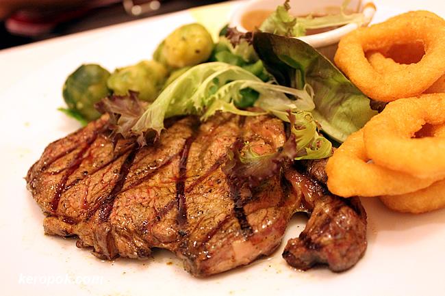 Rib Eye XL Steak