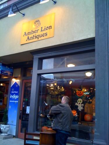 Amber Lion Antiques