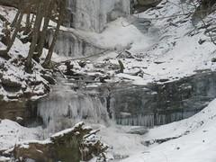 Cascata ghiacciata #1