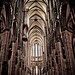 Inside The Cologne Cathedral