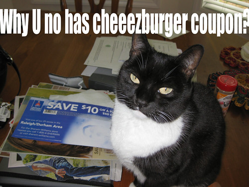 why u haz no coupon by bnilsen, on Flickr