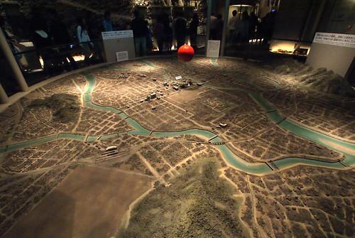 Model of Hiroshima