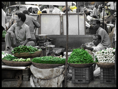 The Vegetable Stall