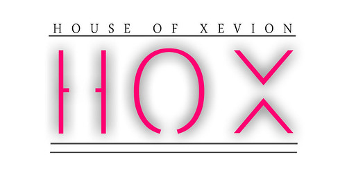 HOX Logo Pink