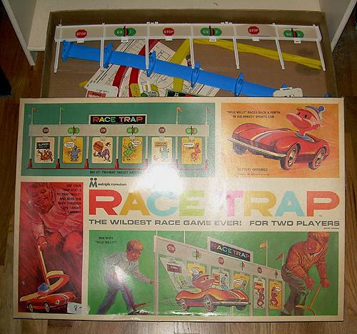 Race Trap