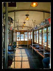 """Riding the historic Muni in San Francisco • <a style=""""font-size:0.8em;"""" href=""""http://www.flickr.com/photos/41711332@N00/13528470113/"""" target=""""_blank"""">View on Flickr</a>"""