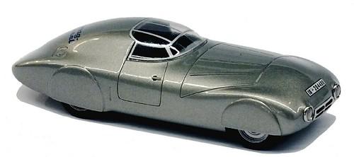 Schuco Hanomag Diesel record car