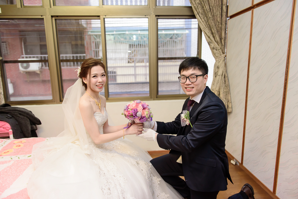 wedding day,婚攝小勇,台北婚攝,新莊,典華,新秘Bella,-017