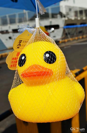 [基隆]黃色小鴨游海港。日夜展兩貌 @ 奇緣童話。旅行誌 :: 痞客邦