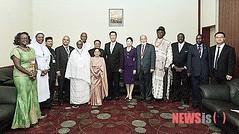 2012 11 Global Peace Leadership Conference Abuja - High Level Plenary