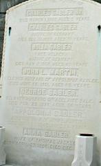 Gabler stone