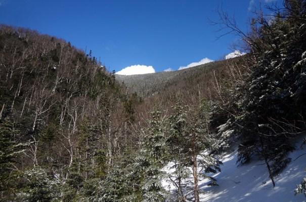 Bondcliff Trail Bank
