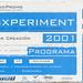 Imagen Sensxperiment 2001