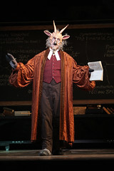 Tom Flynn in the Broadway Sacramento presentation of WICKED at the Sacramento Community Center Theater May 28 - June 15, 2014. Photo by Joan Marcus.