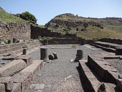 Gamla ancient synagogue