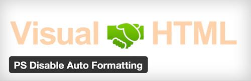 PS Disable Auto Formatting