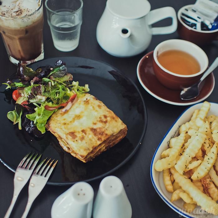 Kooka Cafe Food