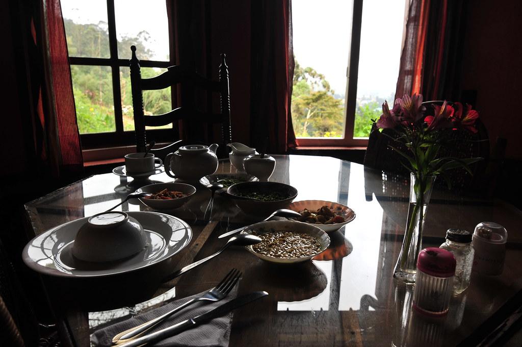 Day in Nuwara Eliya