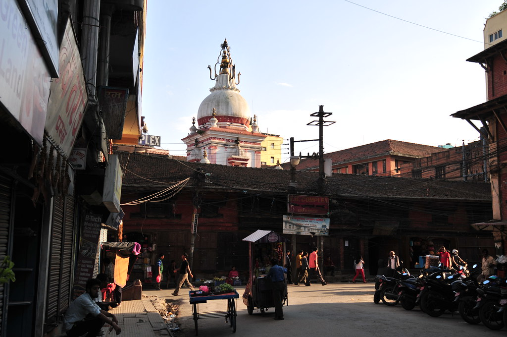 Day in Nepal