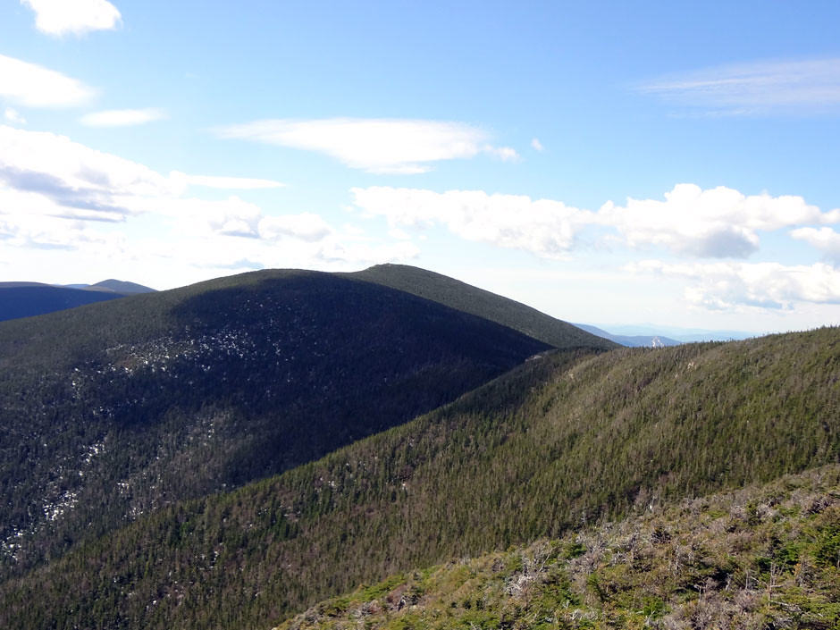 Twin Mountain Nh >> Hike North Twin South Twin Mountains Via The North Twin Trail