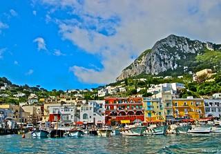 Italy Series - Italian Coastal Town