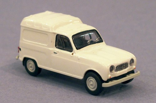 Brekina Renault 4 furgonette