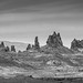 "Trona Pinnacles - monochrome • <a style=""font-size:0.8em;"" href=""http://www.flickr.com/photos/46573723@N03/12118026883/"" target=""_blank"">View on Flickr</a>"