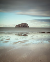 "Bass Rock from Seacliffe, East Lothian • <a style=""font-size:0.8em;"" href=""http://www.flickr.com/photos/26440756@N06/10826723306/"" target=""_blank"">View on Flickr</a>"
