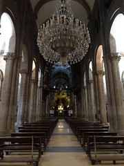 Catedral de Santiago - central nave