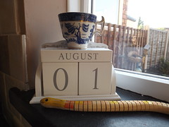 1st August 2013, Thursday, Sunny start to the ...