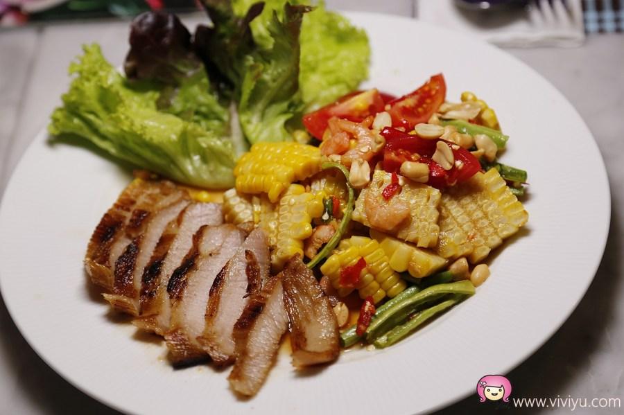 [泰國.餐廳]拷艾.Look kai Cafe&Restaurant~泰式創意料理.蛋糕甜點.飲料少女風 @VIVIYU小世界