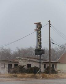 Abandoned Hotel Odessa TX
