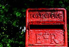 Post box, Plumpton
