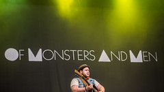 Of Monsters And Men - Øyafestivalen 2013
