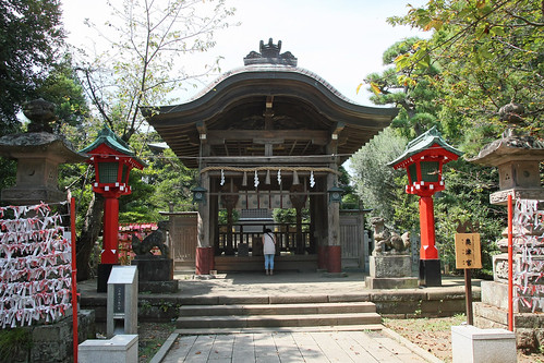 江島神社(奥津宮)(Enoshima Shrine, Kanagawa, Japan)