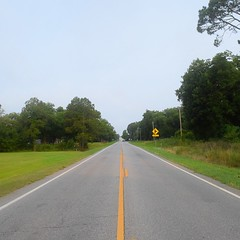 The Road Ahead. Day 73. Rt. 280 just outside downtown Cordele, GA. Decided I'll be taking it easy today, do some laundry and get my haircut. #TheWorldWalk #travel #Georgia #wwtheroadahead