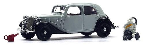 Vitesse Citroën 7 CV