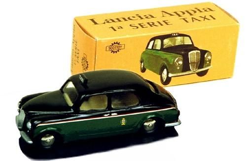 07 Scottoy Appia Berlina 1° Taxi Milano