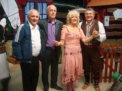 Rade Petrovic,Miodrag Radomirovic,Vera Matovic i Radisa Urosevic  TV Duga (Small)