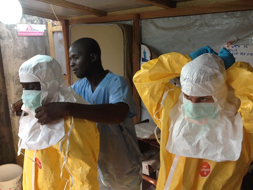 Ebola in Guinea by EU Humanitarian Aid and Civil Protection, on Flickr