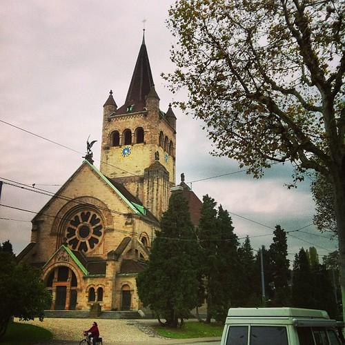 Paulskirche III #Basel