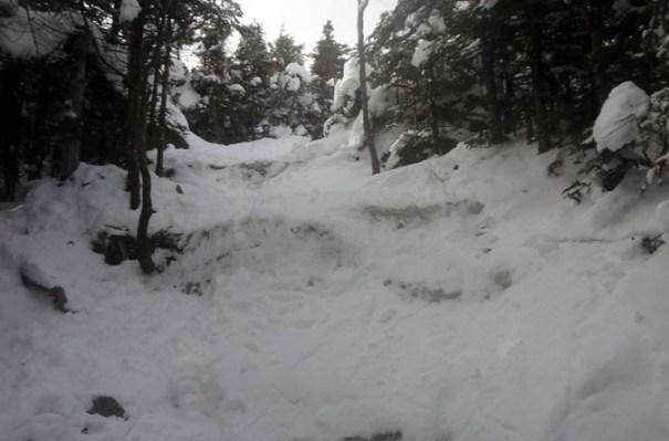 North Kinsman AT Climb