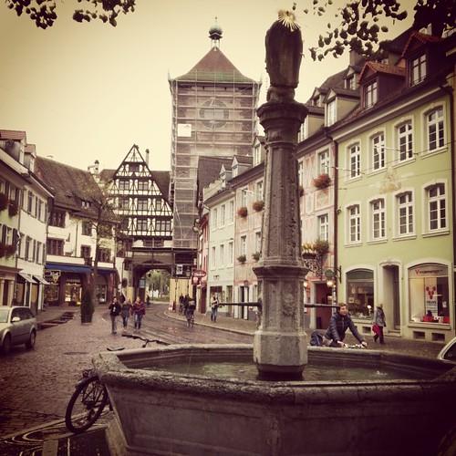 Schwabentor #Freiburg I <3 You! #kleiner3burg