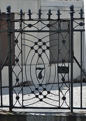 Eagle Fire Gate