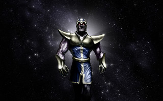 Thanos of Titan Wallpaper
